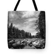 Snoqualmie River Tote Bag