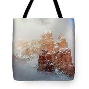 Snow 07-102 Tote Bag