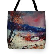 Snow 569020 Tote Bag
