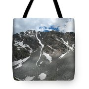 Snow And Rock Tote Bag