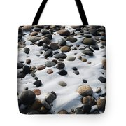 Snow And Stone Tote Bag