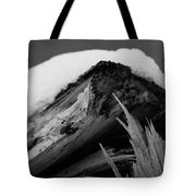 Snow Blanket Tote Bag