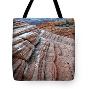 Snow Canyon Utah 2 Tote Bag