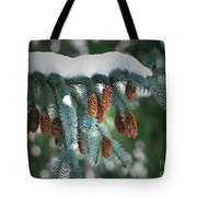 Snow Cones Tote Bag