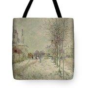 Snow Effect Tote Bag