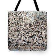 Snow Geese Rising Tote Bag
