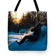 Snow Hill Tote Bag