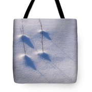 Snow II Tote Bag