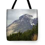 Snow Kissed Giant Tote Bag