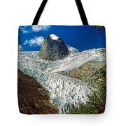 Snow Patch Spire Tote Bag