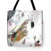 Winter In Chicago Tote Bag