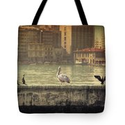 Snow White And The Seven Dwarfs Tote Bag