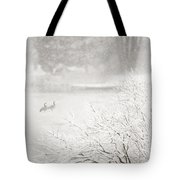 Snowbirds 2 Tote Bag