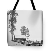 Snowbound Tote Bag