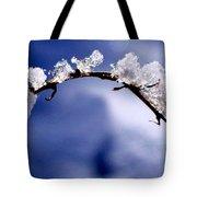 Snowbridge #5 Tote Bag