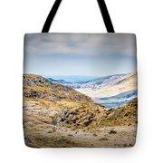 Snowdonia Landscape Tote Bag