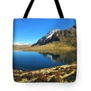 Snowdonia Panorama Tote Bag