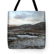 Snowdonia, Wales Tote Bag