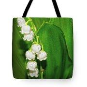 May-lily Tote Bag
