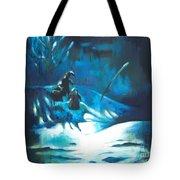 Snowee Tote Bag