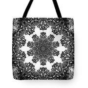 Snowflake 13 Tote Bag
