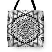 Snowflake 7 Tote Bag