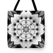 Snowflake 9 Tote Bag