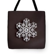 snowflake II Tote Bag