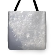 Snowflakes From Heaven 1 Tote Bag