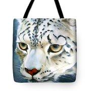 Snowleopard Tote Bag