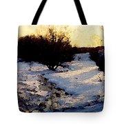 Snowmelt Tote Bag