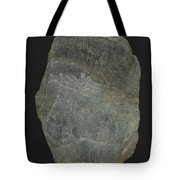 Snowswept Cliff Palace Tote Bag