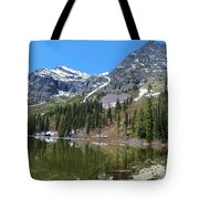 Snyder Lake Tote Bag