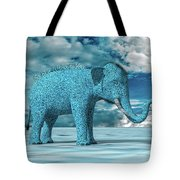 So Blue Without You Tote Bag