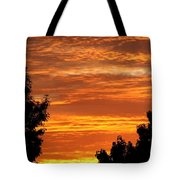 So Cal Sunset Tote Bag