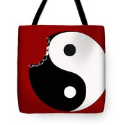 So Goes The World Tote Bag