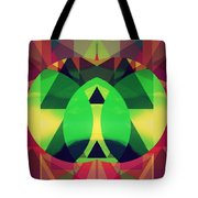 So High On Colors Tote Bag