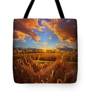 So Long I Can't Remember Tote Bag