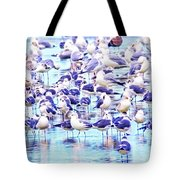 So Many Birds Tote Bag