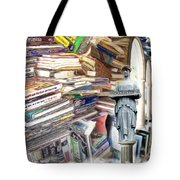 So Many Books To Read Tote Bag