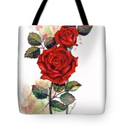 So Red Tote Bag