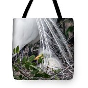 So Safe With Mom 2 Tote Bag