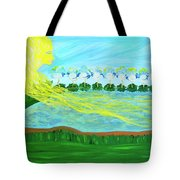 So Wrapped Up In You Tote Bag