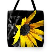 Soaking Up The Yellow Sunshine Tote Bag