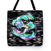 Soap Bubble Mania #1 Tote Bag