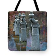 Soapstone Sculptures  Tote Bag