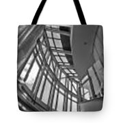 Soaring Curves Tote Bag