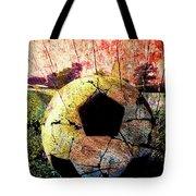 Soccer Art Tote Bag