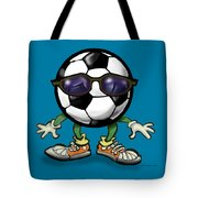Soccer Cool Tote Bag