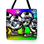 Soccer Party Tote Bag